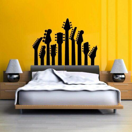 Dekorasi Kamar Tidur Unik