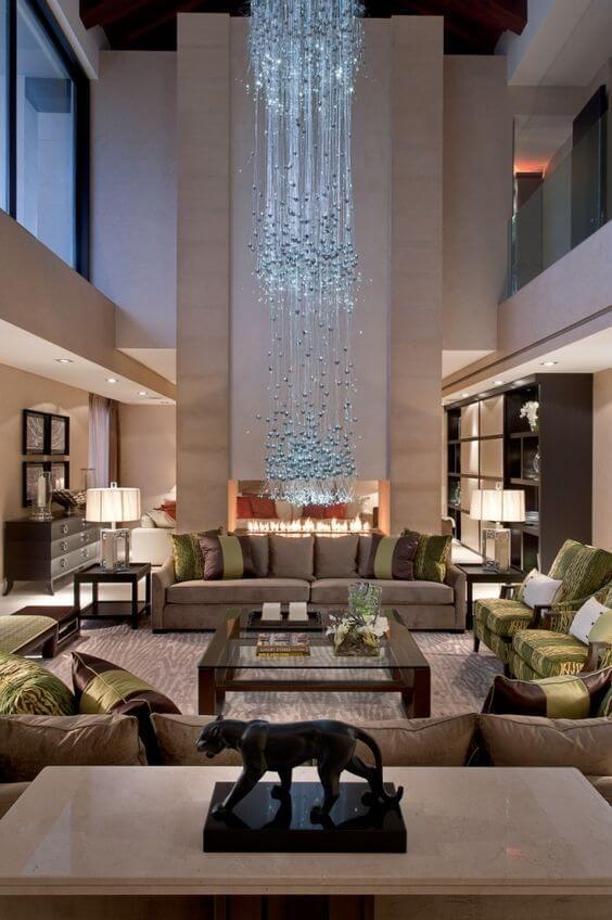 Inspirasi Desain Ruang Tamu Mewah