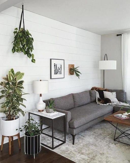 Ide Desain Ruang Tamu Minimalis atau Kecil