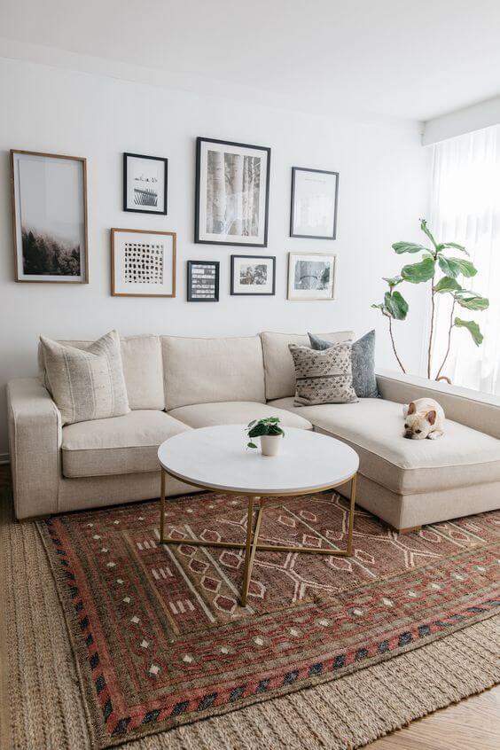 Desain Ruang Tamu Minimalis atau Kecil