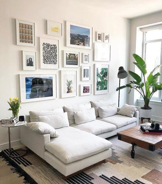 Inspirasi Desain Ruang Tamu Minimalis atau Kecil