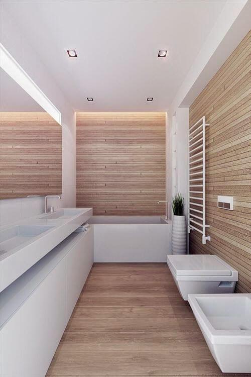 Desain Kamar Mandi Minimalis 2x3 Meter Modern