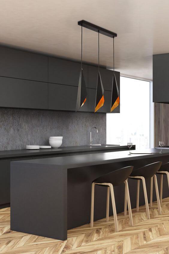 Contoh Model dan Desain Dapur Minimalis Unik Modern