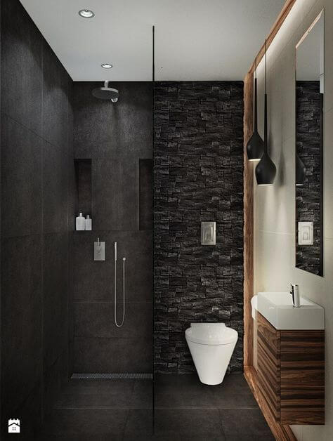 Rumah Minimalis Model Kamar Mandi Toilet Kloset Duduk