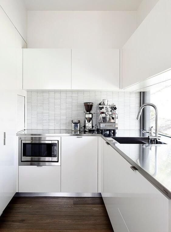 Dapur Minimalis Sederhana Menarik