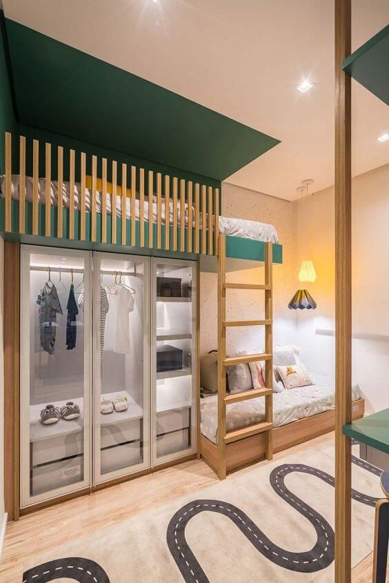Dekorasi dan Desain Kamar Tidur Minimalis yang Unik dan Keren