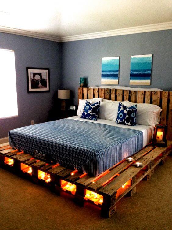 Contoh Gambar Desain Kamar Tidur Ukuran 3x4 Meter Sederhana