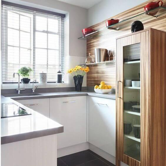 Dapur Minimalis Modern Kekinian Unik