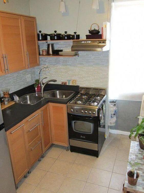 Model Desain Dapur Minimalis Sederhana
