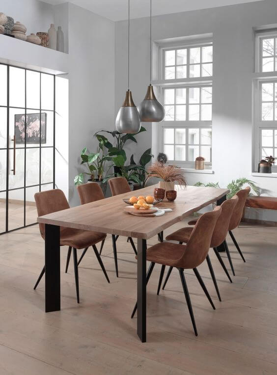 Dekorasi Ruang Makan Rumah Kontrakan