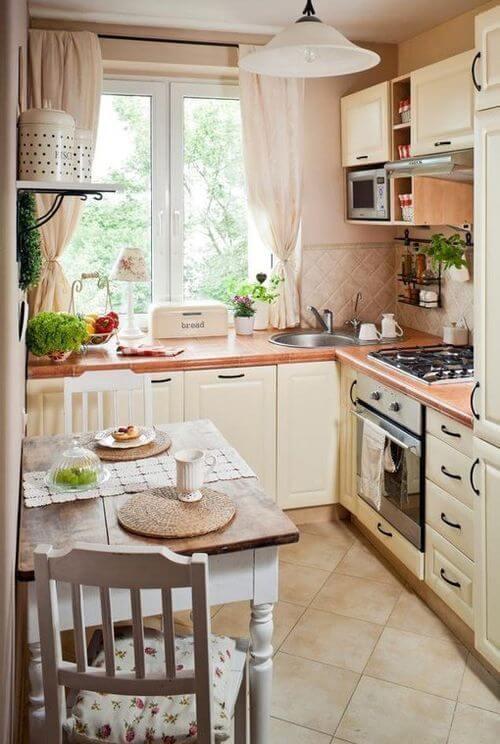 Desain Dapur Minimalis Ukuran 2x2 Meter