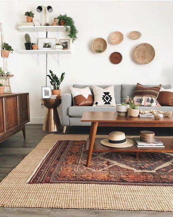Dekorasi Ruang Tamu Rumah Minimalis yang Sederhana
