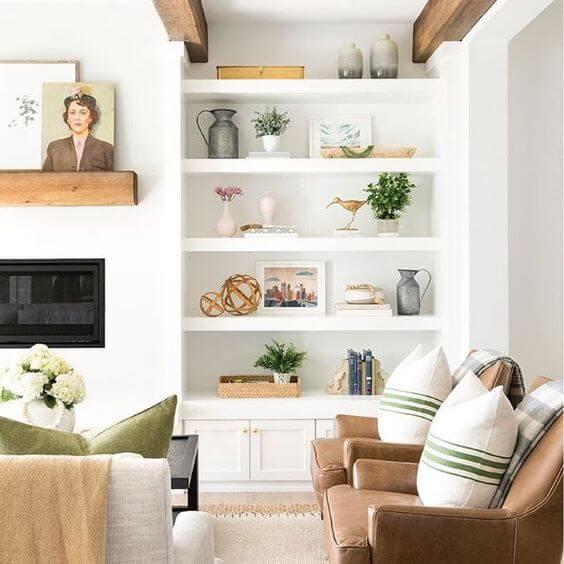 Contoh Ide Dekorasi Ruang Tamu Rumah Minimalis Mewah