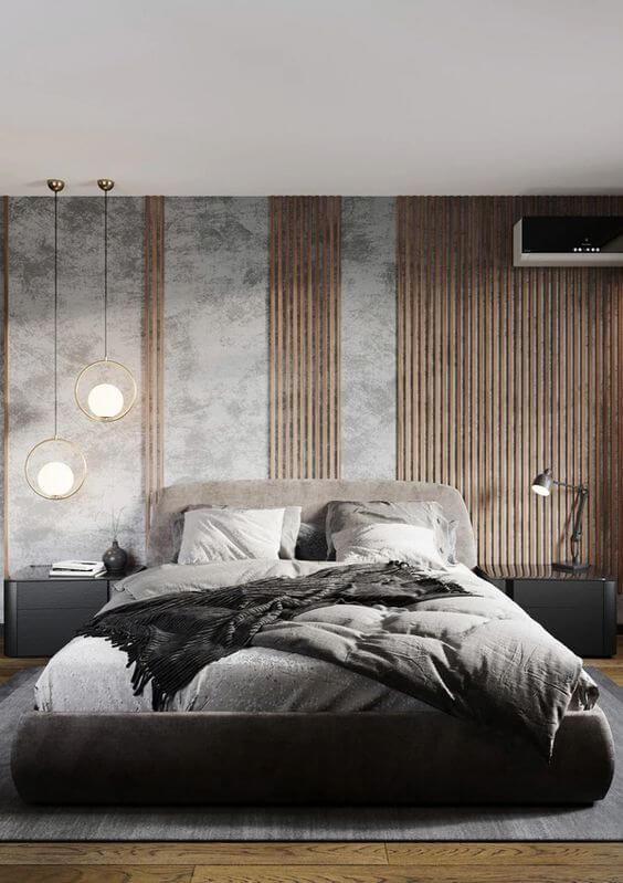 Desain Kamar Tidur Minimalis Ukuran 3x4 Modern