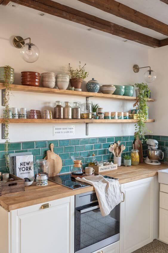 Ide Dekorasi Dapur Rumah Kontrakan
