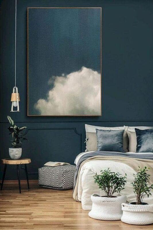 Model Dekorasi dan Desain Kamar Tidur Minimalis yang Kekinian dan Keren Unik