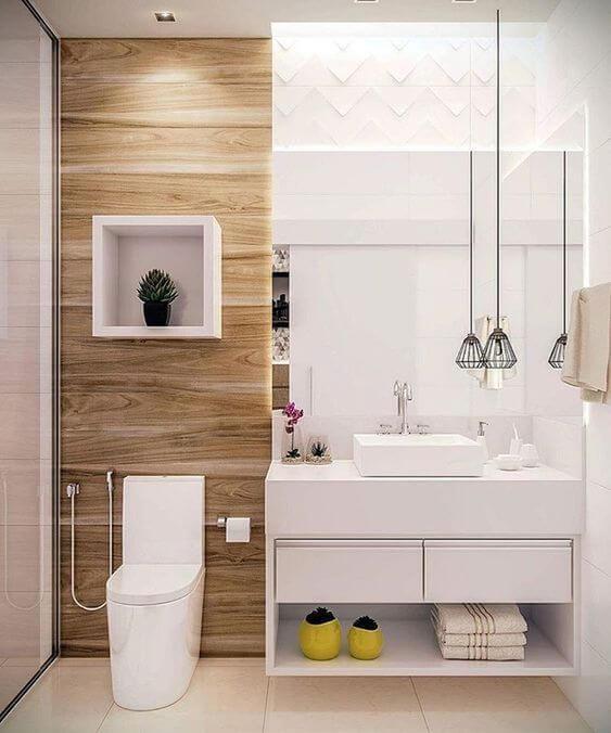 Ide Inspirasi Model Kamar Mandi Minimalis Toilet Duduk