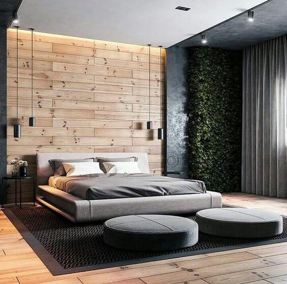 Gambar Desain Kamar Tidur Minimalis Ukuran 3x4 Modern