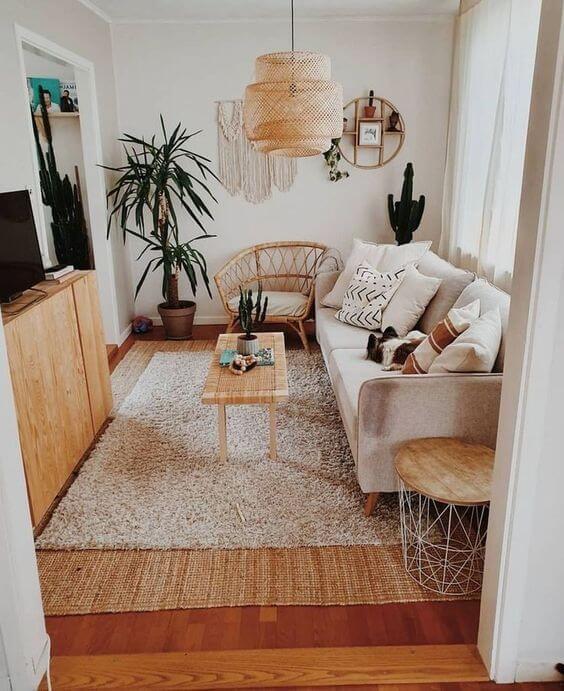 Inspirasi Desain Ruang Keluarga Sederhana