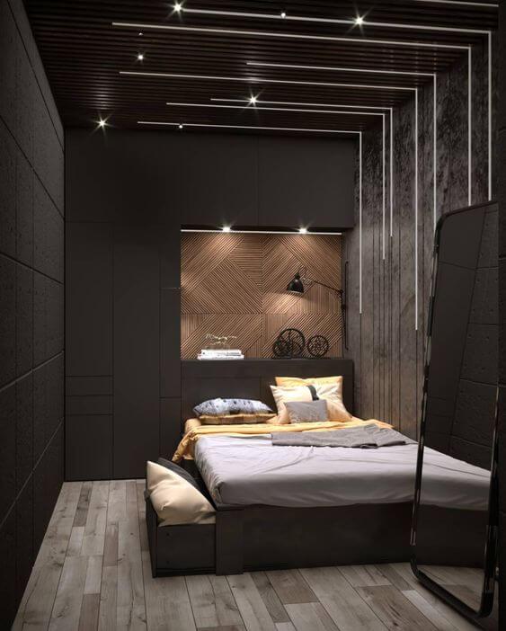 Desain Kamar Tidur Minimalis Ukuran 3x4 Lainnya
