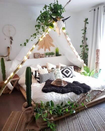 Dekorasi Desain Kamar Tidur Minimalis Modern dan Kekinian