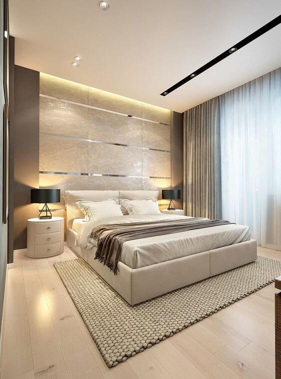 Desain dan Dekorasi Desain Kamar Tidur Minimalis Ukuran 3x4 Modern