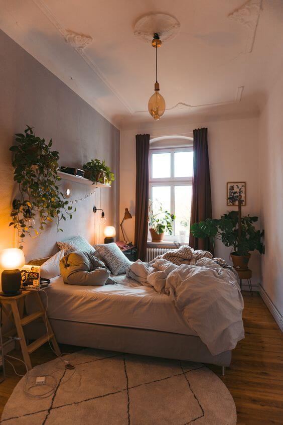 Dekorasi Kamar Tidur Rumah Minimalis yang Menarik