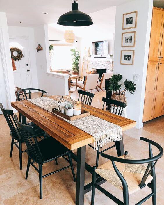 Ide Dekorasi Ruang Makan yang Sederhana tetapi Unik
