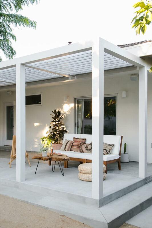 Inspirasi Dekorasi Rumah Minimalis bagian Teras