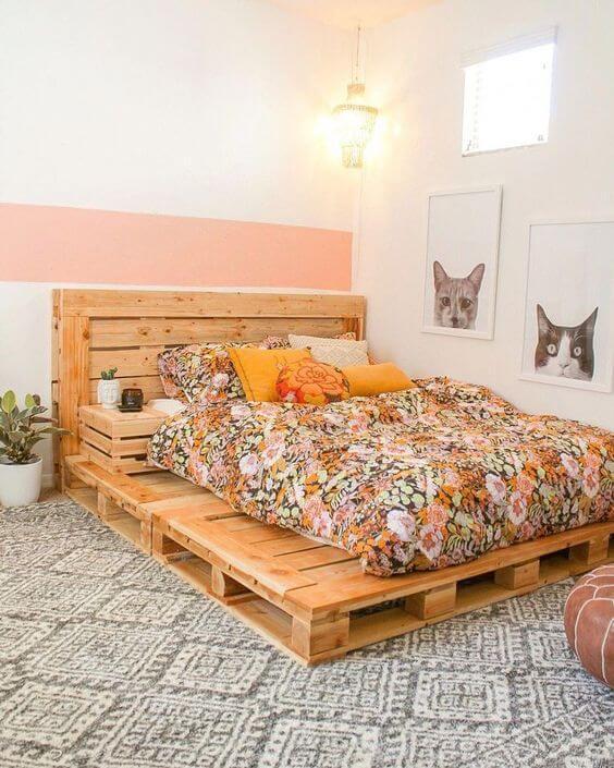 Inspirasi Desain Kamar Tidur Minimalis Ukuran 3x4 Meter Sederhana