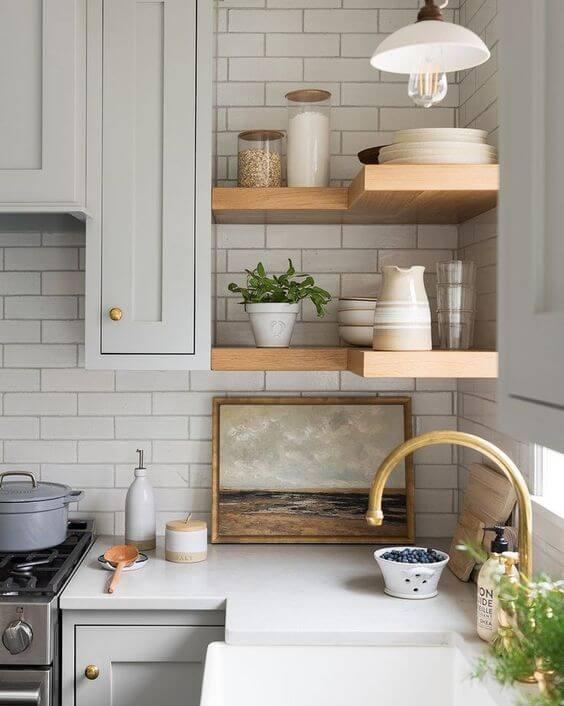 Dekorasi Dapur Minimalis Sederhana yang Unik
