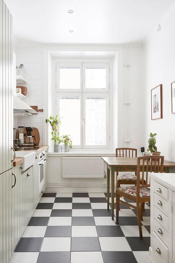 Desain Dapur Minimalis yang Kekinian