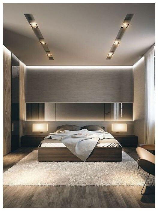 Ide Dekorasi dan Desain Kamar Tidur Minimalis Ukuran 3x4 Lainnya