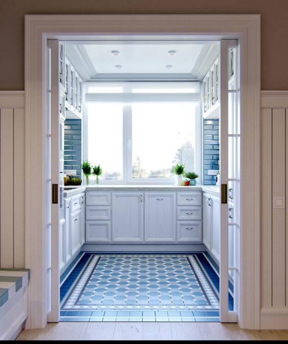 Contoh Desain Dapur Minimalis Terbaru Modern