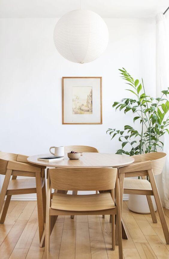 Contoh Dekorasi Ruang Makan Unik yang Ada di Rumah Minimalis