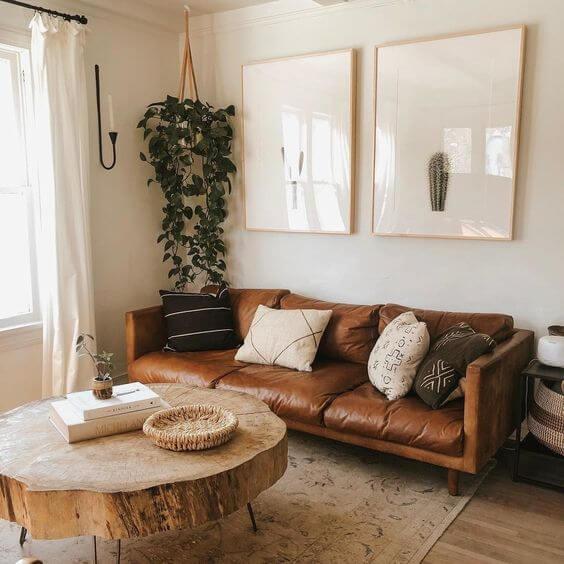 Contoh Dekorasi Ruang Tamu untuk Rumah Kontrakan