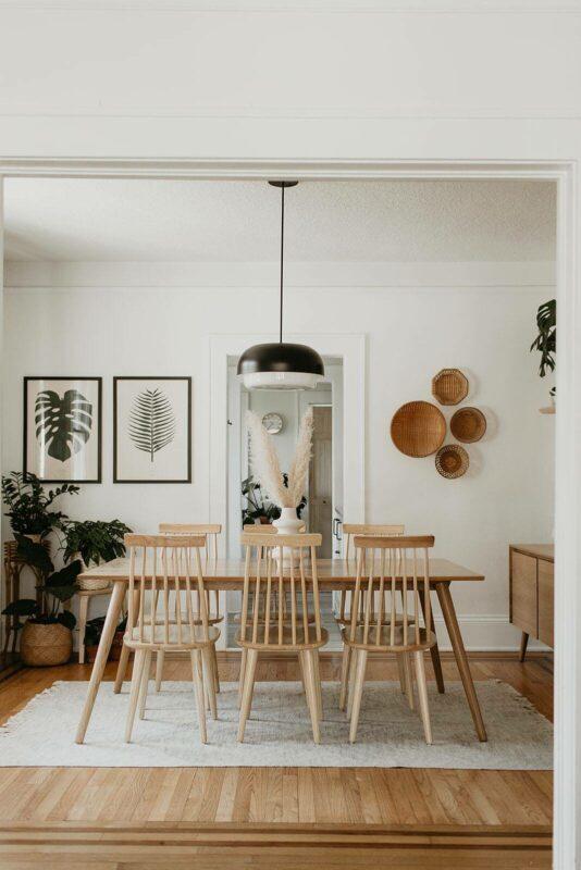 Ide Dekorasi Ruang Makan yang Kekinian dan Unik