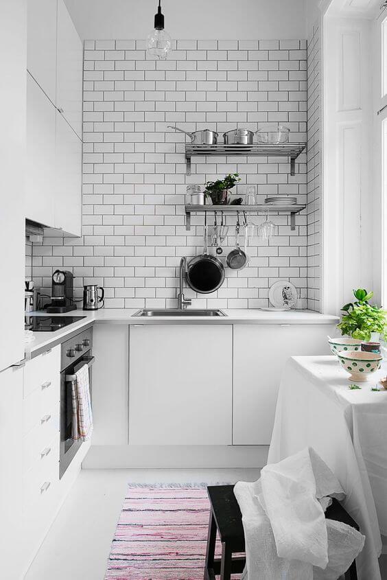 Dapur Minimalis Modern Kekinian yang Menarik