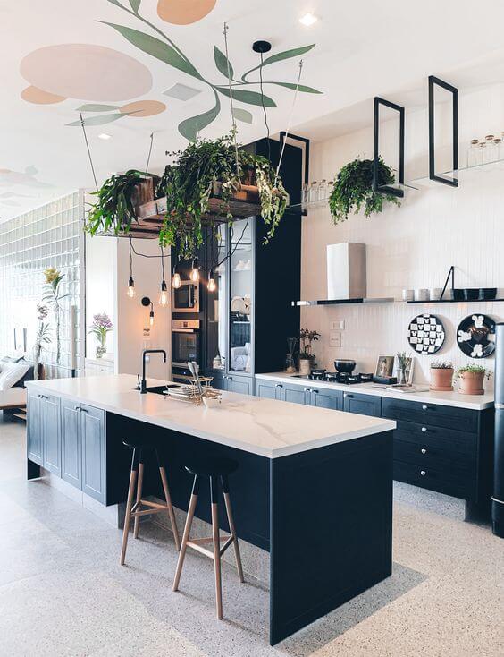 Desain Dapur Minimalis Kekinian