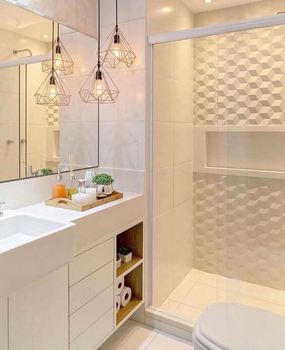 Contoh Ide Desain Kamar Mandi Minimalis 2X3 yang Modern dan Menarik