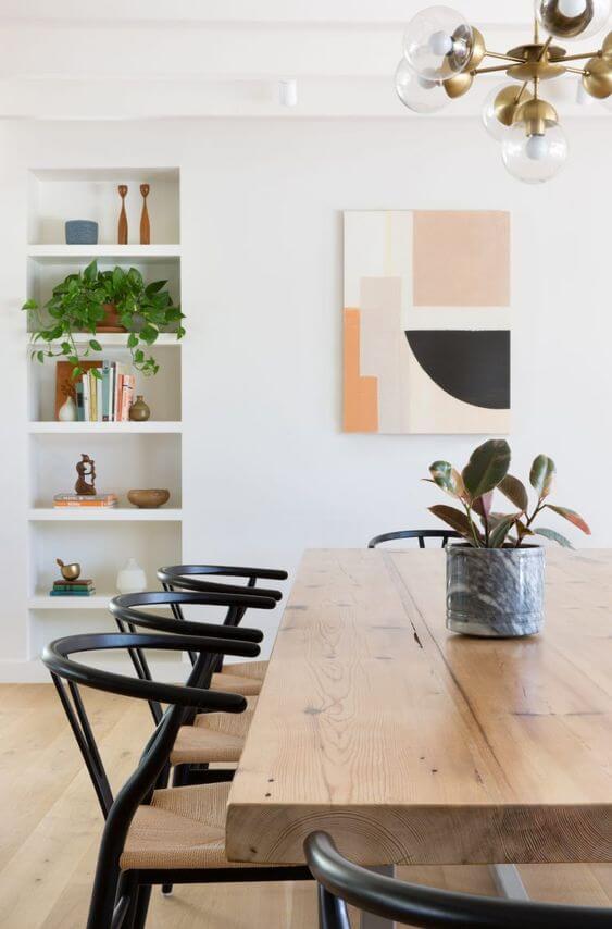 Contoh Contoh Dekorasi Ruang Makan Rumah Minimalis yang Menarik