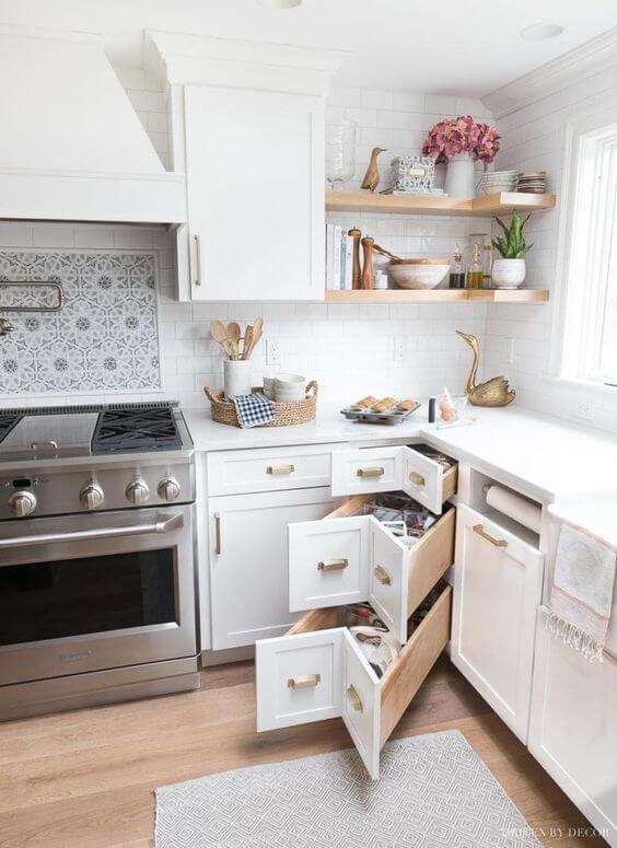 Desain Dapur Minimalis Modern Kekinian Unik