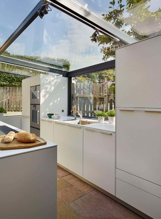 Model Desain Dapur Minimalis Mewah