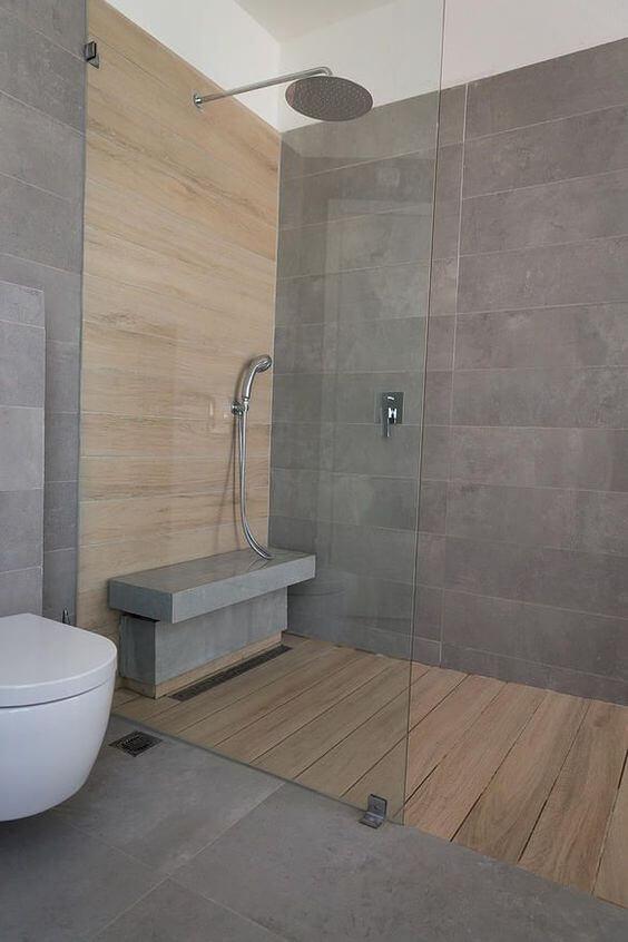 Desain Kamar Mandi Minimalis Ukuran 2x2 Meter Elegan