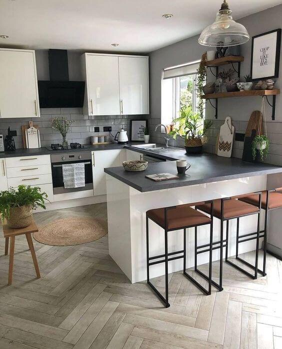 Contoh Desain Dapur Minimalis Modern dan Kekinian