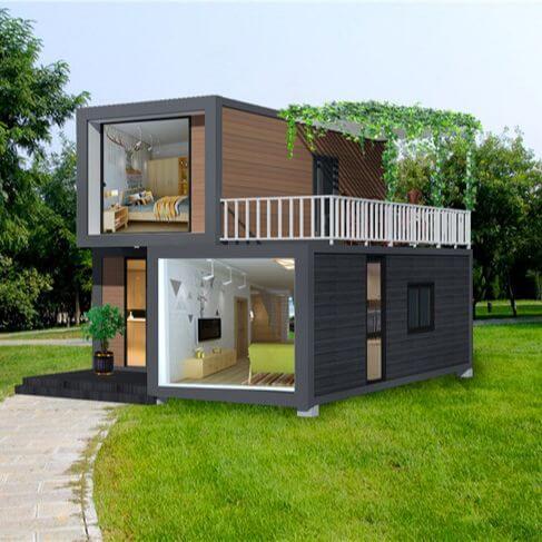 Model Desain Rumah Minimalis Tampak Depan Modern Kekinian