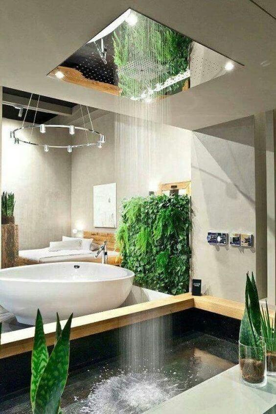Contoh Desain Kamar Mandi Modern untuk Rumah Minimalis