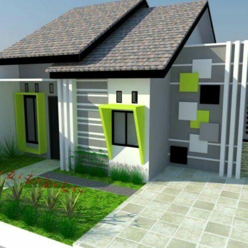 115 ❤️ Desain Rumah Minimalis Modern Sederhana [Ada Video & Gambar]