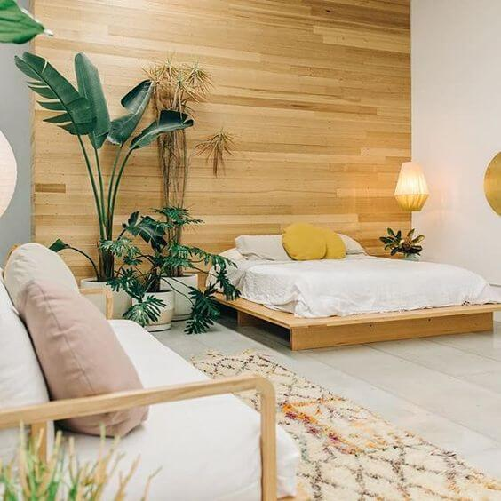 Contoh Desain Kamar Tidur Rumah Minimalis yang Modern
