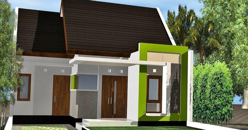 Desain Rumah Minimalis Sederhana yang Menarik